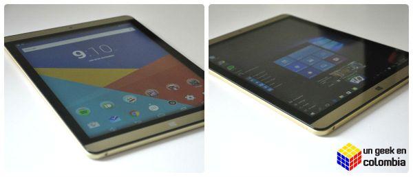 Onda V919 Air Una tablet con Windows 10 y Android al mismo tiempo! Review y experiencia de uso