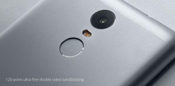 Xiaomi Redmi Note 3 el phablet de 5.5 sucesor de la línea de phablets de Xiaomi ya está aquí