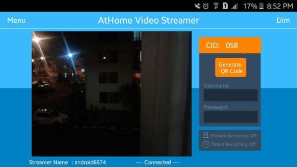 Crea un sistema de cámaras de seguridad casero con tus Smartphones