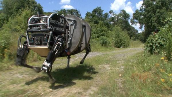 LS3 Boston Dynamics