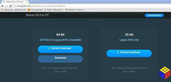 [Tutorial] Instala Android en tu PC gracias a Remix OS
