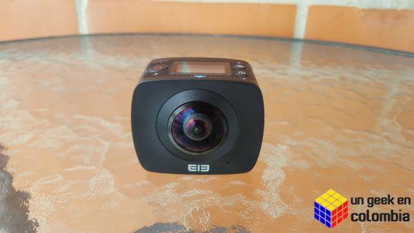 raba videos en 360 grados con la increíble Elephone 360