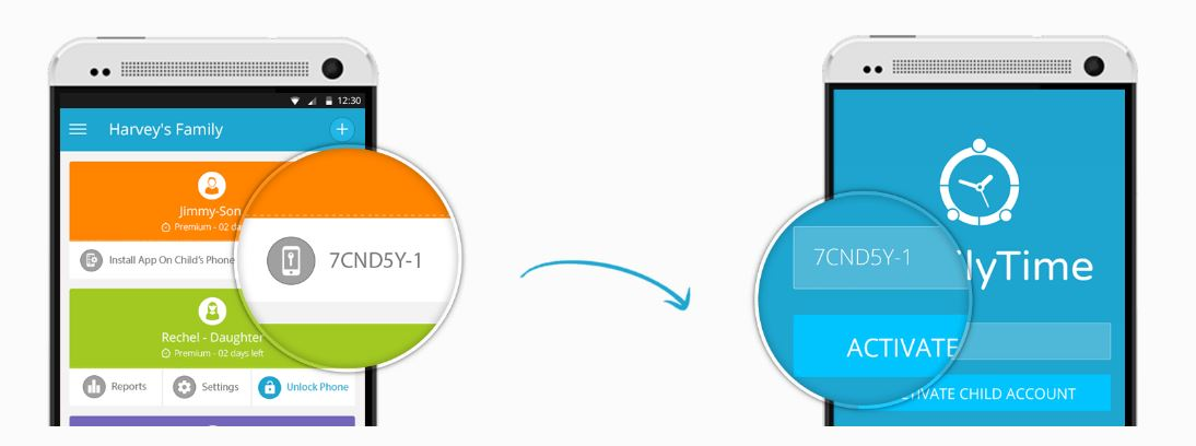 app localizar celular familia