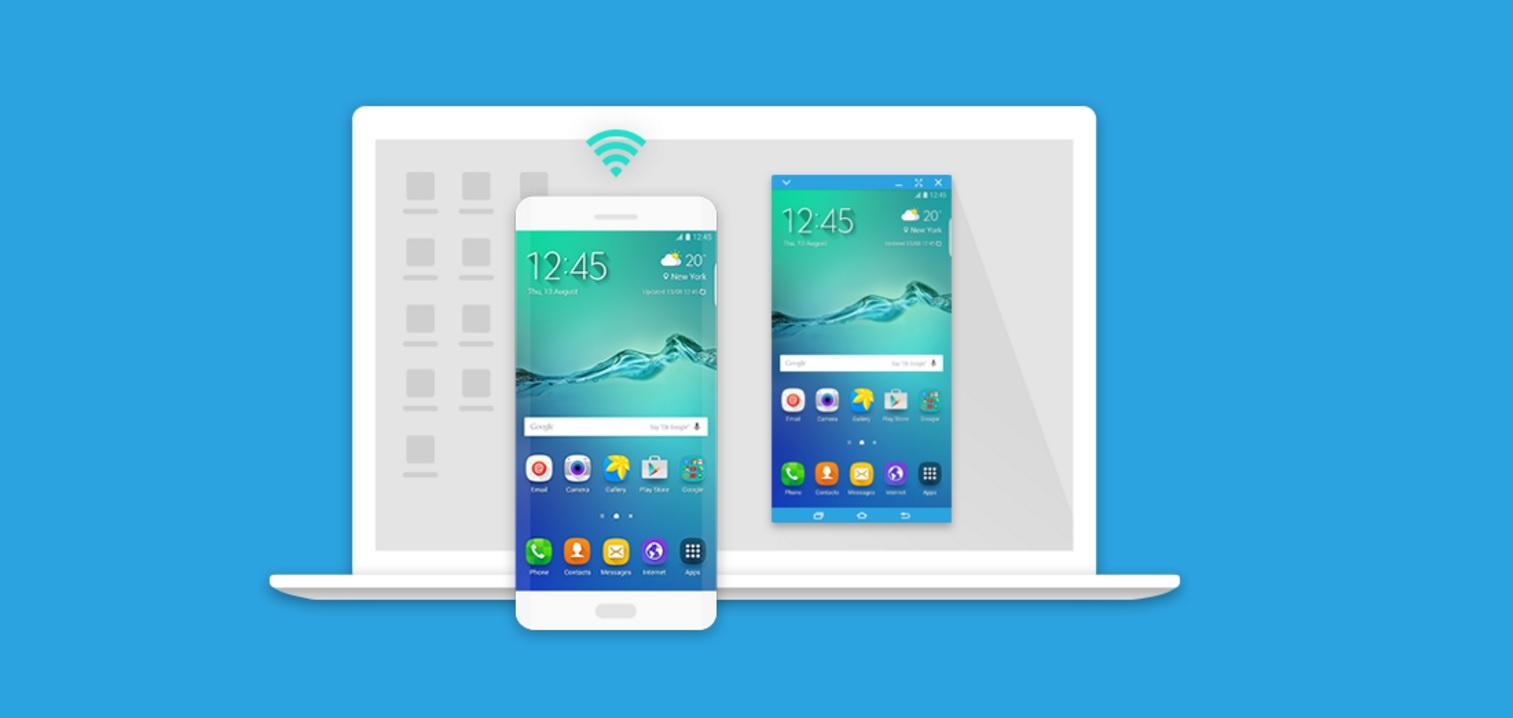 4 Excelentes aplicaciones para hacer screen mirroring y controlar tu