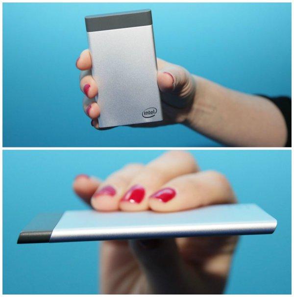 Nextdock será el primer ordenador que utilice el Intel Compute Card