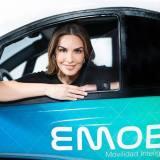 Emobi el nuevo sistema de carsharing de Bogotá que funciona con vehículos eléctricos