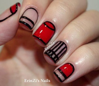 24_classy_nail_art_designs_for_short_nails24