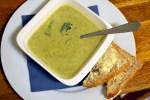 Kremet brokkolisuppe