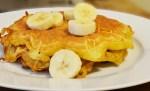 Bananvafler