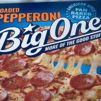 Big One Loaded Pepperoni