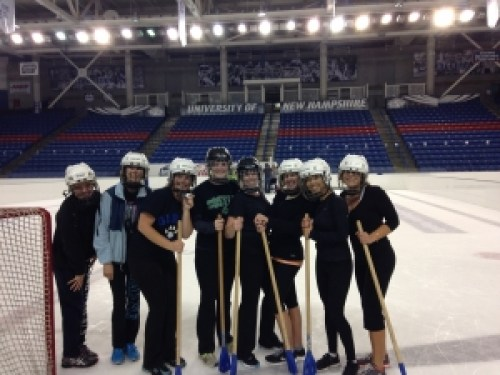 Image result for intramural unh sports