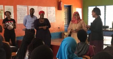 UN-Habitat supports the spread of youth resource centres across East Africa