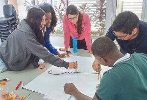 Youth working for peace in Colombia