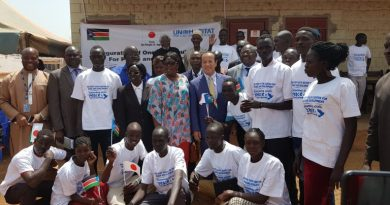 UN-Habitat supports the spread of youth resource centres