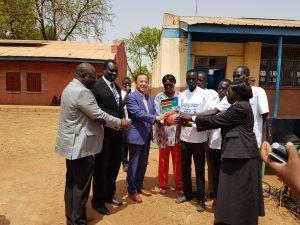 UN Habitat opens a 'One Stop Youth Centre' in Wau, South Sudan – UN