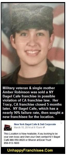 NY Bagel Cafe Franchise
