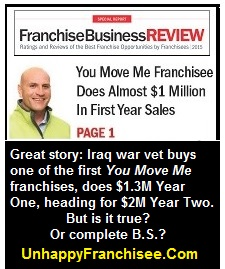 You Move Me Franchise