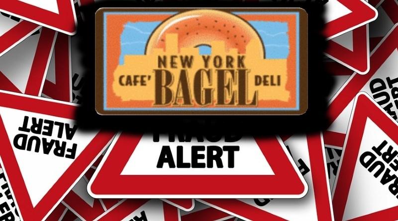 NY Bagel Café Franchise Scam Overview