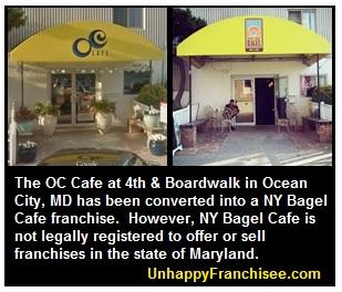 NY Bagel Ocean City MD
