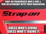 Snap-on Franchise