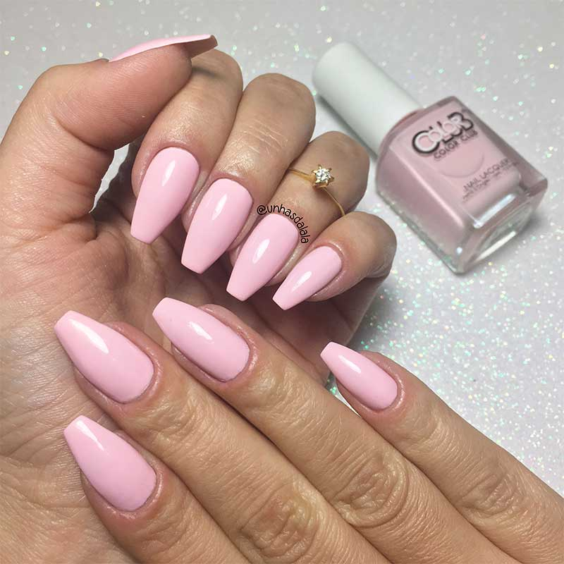 REVIEW: Esmalte Color Club - Endless