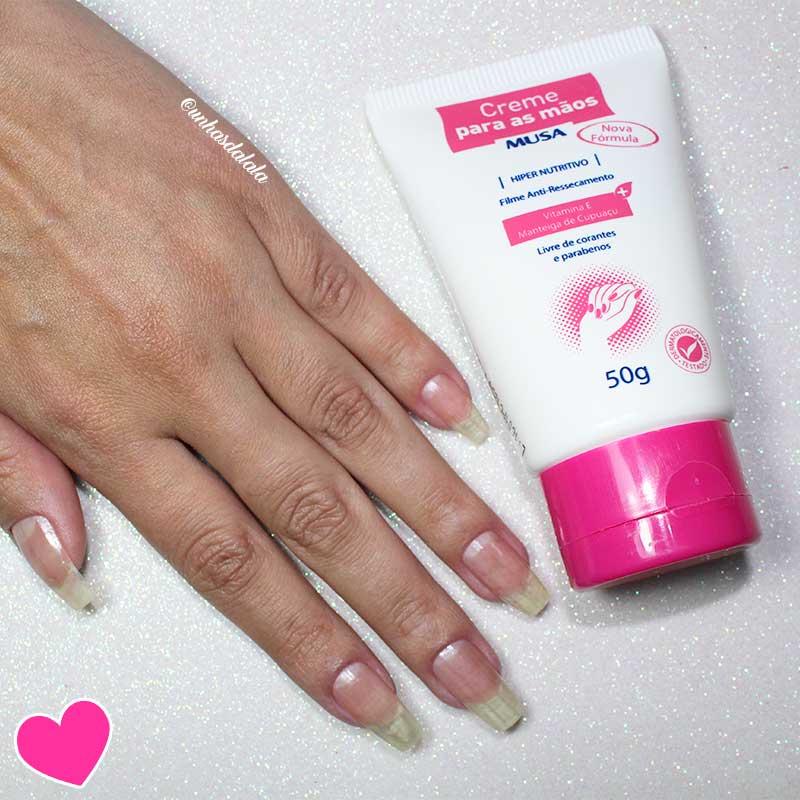 Cuidando das mãos, unhas e cutículas com o Lab Musa