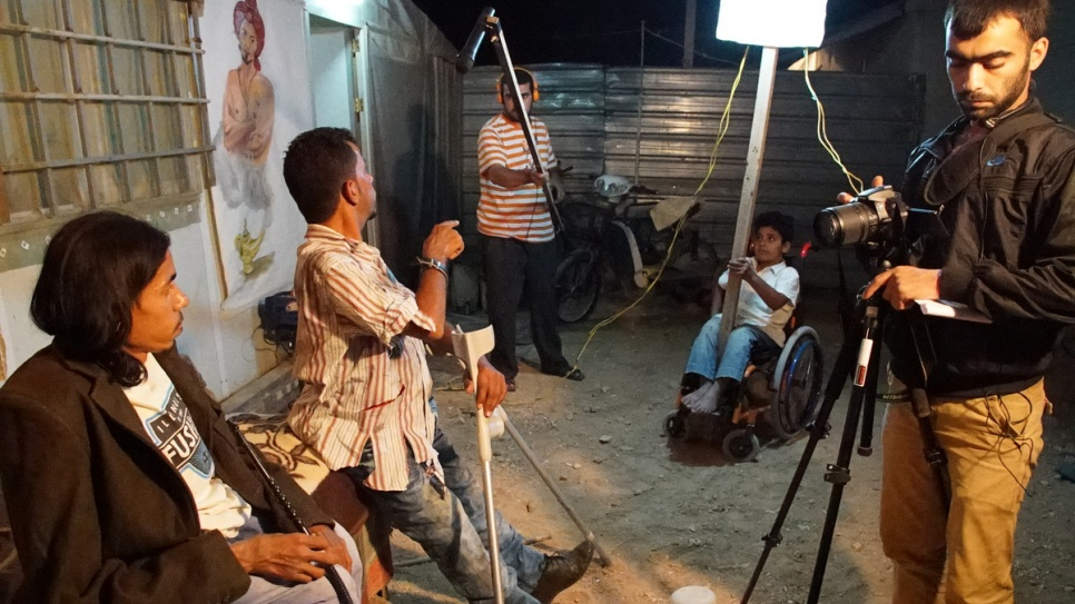 Ahmed and his team start work on their soap opera, entitled Ziko & Shreko.