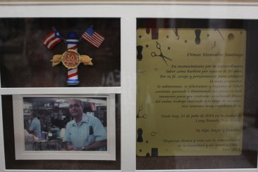 Montalvos Barbershop : Serving The Long Branch Community For Over 40 Years