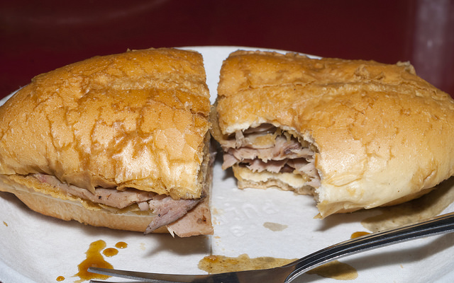 CHEF JEFF: One Byte At A Time — French Dip