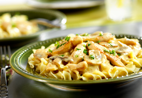 CHEF JEFF: One Byte At A Time — Fowled-Up Stroganoff
