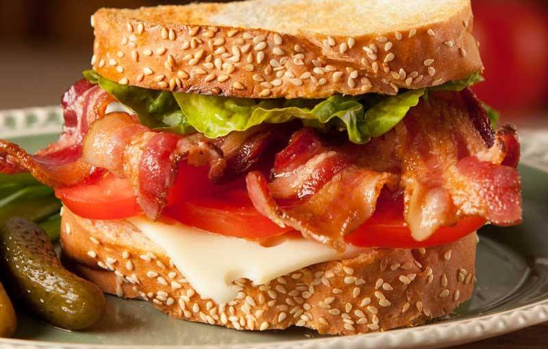 CHEF JEFF: One Byte At A Time — BLT Time