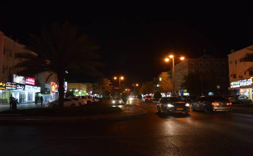 CHRIS ALLEN: Oman Journal — A Summer Night