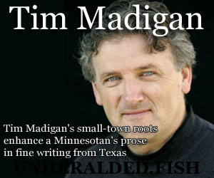 Tim Madigan on Unheralded.Fish