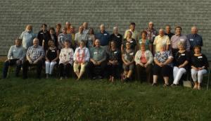 The Hettinger High School Class of '65, ca. 2015.