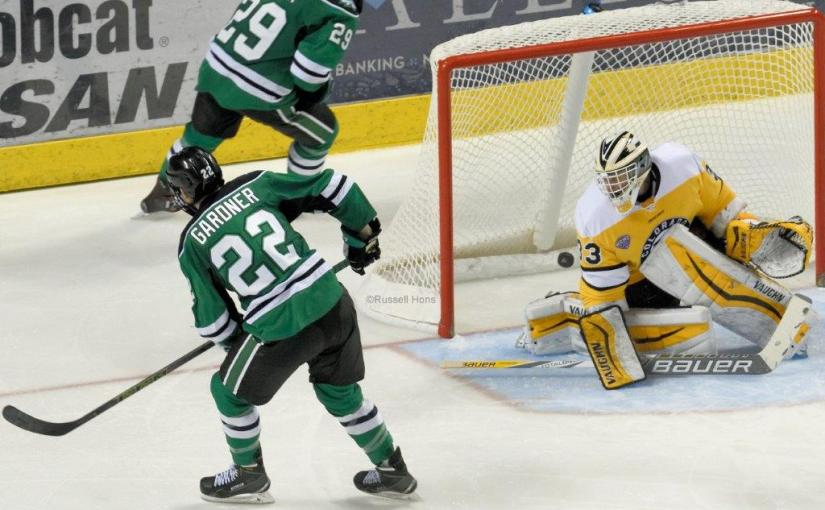 RUSS HONS: Photo Gallery — University of North Dakota Vs. Colorado College, January 23, 2016
