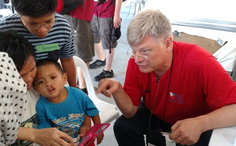 JIM DURKIN: Minnesota To The Philippines — The Hospital Opens And The Medical Team Goes To Work