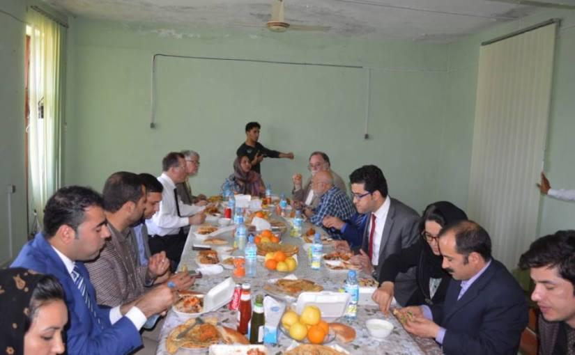 CHRIS ALLEN: Afghanistan Journal — A Primer On Afghan Food