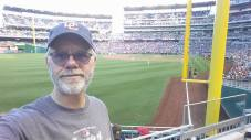 May 28: Great view of the entire field. Go Nats!
