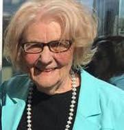 LIZ FEDOR — For Her 90th Birthday, Marilyn Hagerty Deserves To Meet Queen Elizabeth