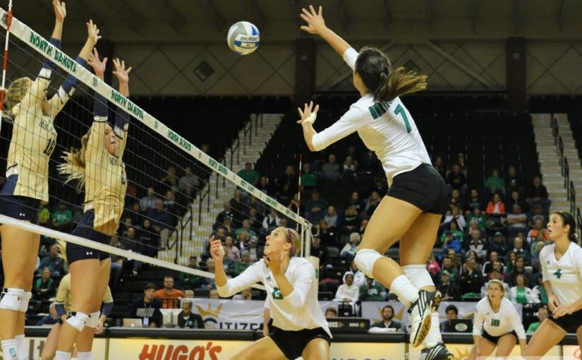 RUSS HONS: Photo Gallery — University Of North Dakota Vs. Montana State