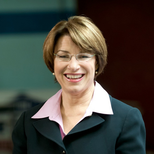 LIZ FEDOR: Will The Trump Tide Spur Klobuchar To Enter The Governor's Race?