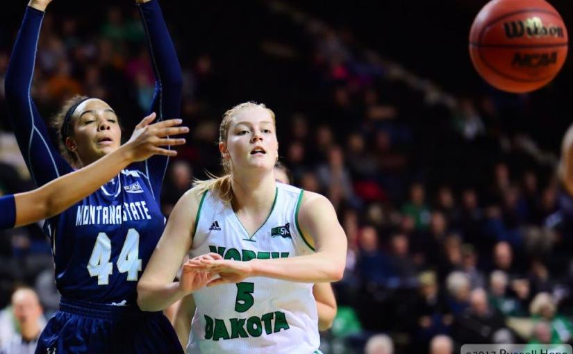 RUSS HONS: Photo Gallery — University Of North Dakota vs. Montana State University