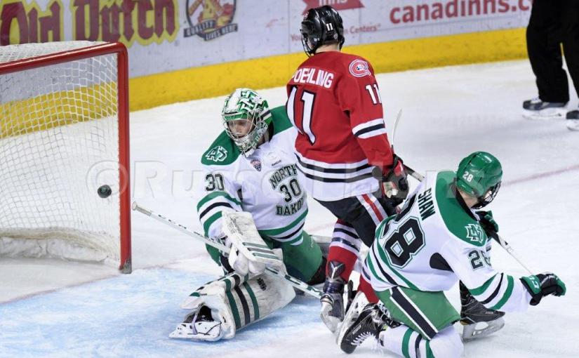 RUSS HONS: Photo Gallery — University Of North Dakota vs. St. Cloud State University