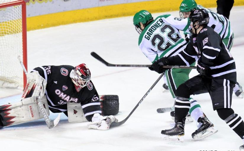 RUSS HONS: Photo Gallery — University Of North Dakota Vs. University Of Nebraska-Omaha