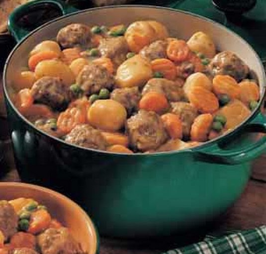 CHEF JEFF: One Byte At A Time — Meatball Stew