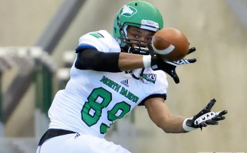 RUSS HONS: Photo Gallery — University of North Dakota Spring Football Game