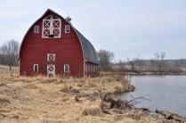 The old Bowman barn.