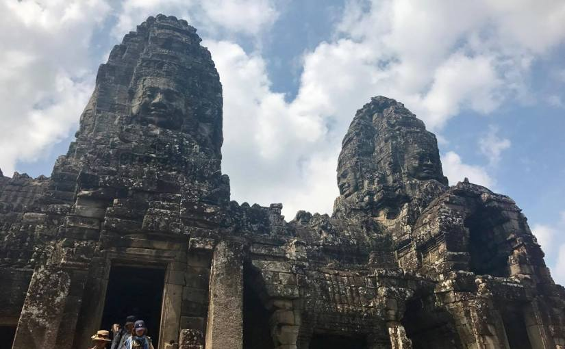 PAULA MEHMEL: Shoot the Rapids — The Lure Of Angor Wat