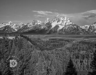 June 21: The Ansel Adams shot.