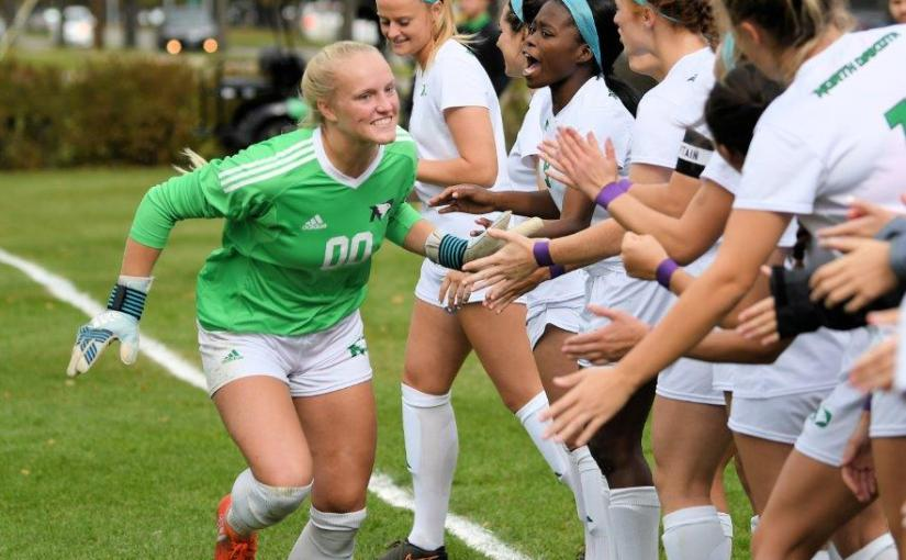 RUSS HONS: Photo Gallery — University Of North Dakota Women's Soccer Vs. Eastern Washington